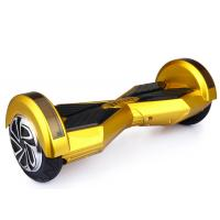 China Portable Two Wheel Stand Up Electric Scooter With Samsung Battery Bluetooth wholesale
