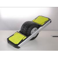 China 10 Inch Trotter Electric Self Balance Scooter Single Wheel Skateboard Smart Drifting Scooter LED wholesale