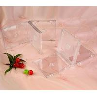China CD Case for 4 Discs in Transparent (CD Case) on sale