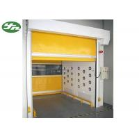 China Cargo Air Showers For Clean Rooms , Decontamination Air Shower Roller Shutter Door wholesale
