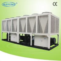 China R22 Air Cooled Chiller System / Free Standing Water Cooling Chiller on sale