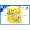 China School Kids Personalized Stationery Sets , Kids Pencil Ballpen Eraser Set wholesale