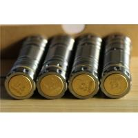 China Polished Stainless Steel 800 puff Mechanical Mod E Cig panzer clone on sale