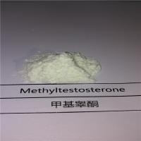 China Androgen 17- Alpha - Methyl Testosterone Active Pharmaceutical Steroid Ingredient CAS 58-18-4 wholesale