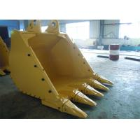 China Larger Capacity Excavator Ditching Bucket For Hydraulic Digger Demolition wholesale