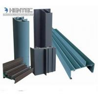 China Commercial , School Aluminium Window Profiles Silvery Color  6063 6060 6061 wholesale