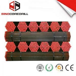 China 114mm PWL High Strength 30CrMnSia Drill Pipe Wireline Drill Rod CE ISO 9001 wholesale