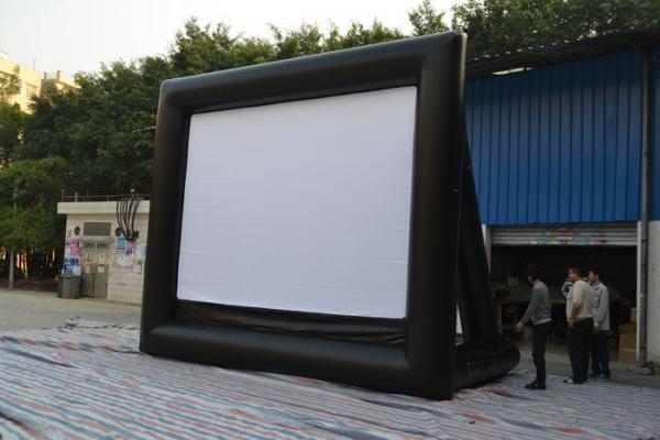 Large Outdoor Projection Screens Images