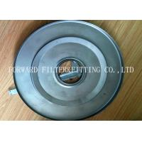China Carbon Steel / Cold Rolled Steel Metal Stamping Parts , Tolerance ± 0.008 on sale