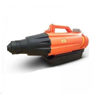 China 2L Cordless Electrostatic Disinfect Cold ULV Fogging Machine Handheld Electric Sanitizing Mist Sprayer Gun wholesale