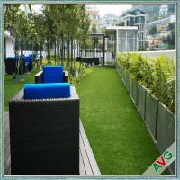 China Strong Color Deluxe Turf Surface For Graden Field and Commercial Floor wholesale