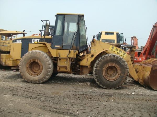 Quality Cheap sale for used Japanese Wheel Loader 962G, located in Shanghai for sale