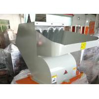 China 1200 KG / Hr Glassfiber Plastic Bottle Crusher For Recycling Process / Plastic Shredder Machine on sale