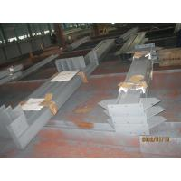 China Structural Steel Fabrication Industrial Steel Buildings For Warehouse Frame wholesale