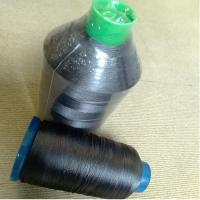 China Low Smoke Flame Retardant Polyester Thread Yarn For Textile Factory wholesale