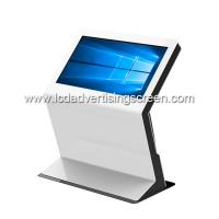 China 43 Inch PC System LCD PCAP Touch Screen Display Stand with 4G on sale