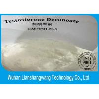 Bodybuilder Pharmaceutical Testosterone Anabolic Steroid CAS 5721-91-5 Test Decanoate