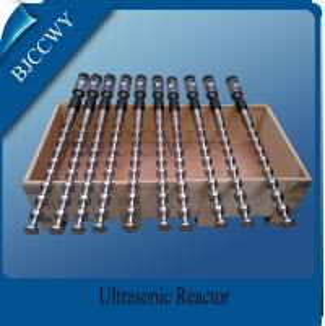 Buy cheap Reactor ultrasónico tubular de la aleación Titanium from wholesalers