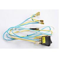 China Custom 18AWG Auto Wiring Harness Rubber Insulation RoHS Certification wholesale