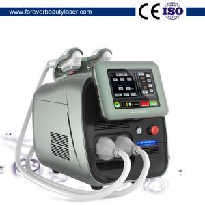 China ipl opt shr vascular removal hair removal skin rejuvenation machine wholesale
