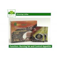 China 6 Days Diet Meal Replacement Weight Loss Shakes Health Slimming Brazilian Coffee wholesale