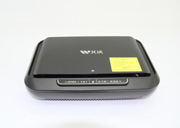 Plug In Car Portable Air Purifier Customized Photocatalytic Filters #BEBC0D