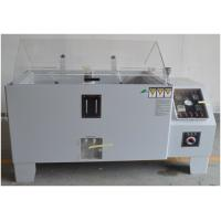 China Acetic Acid Salt Spray Coating Corrosion Testing Chamber , High Temperature wholesale