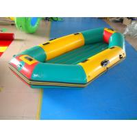 China Hight Quality PVC Tarpaulin Inflatable Boat for sale wholesale
