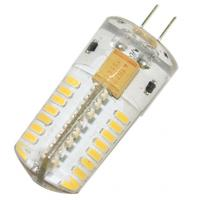 LED G4 3w 12v AC/DC 3014 Silicone Chandelier Crystal Indoor Lamp Indoor Light New Item House Office Used Project Saver