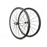 China Bicycle Wheelset Carbon 30MM Wheel Novatec 271 372 Hub Front 2 Rear 4 Bearing wholesale