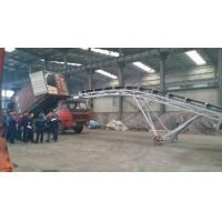 China Conveyor belt loading PP Woven Container Liner Bag For seeds , oats , rice , fertilizer on sale