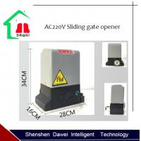 China AC220V  Automatic gate opener  Electric sliding gate opener for 500kg gate door operator on sale