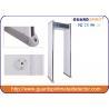 China Most Popular 6 Zones Security Walk Through Metal Detector Door Frame ISO Standard wholesale