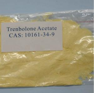Buy cheap Muscle el acetato amarillo de Trenbolone de los polvos de los esteroides del from wholesalers
