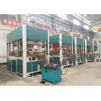 China Eco Friendly Molded Pulp Machine / Fully Automatic Industrial Packing Line wholesale