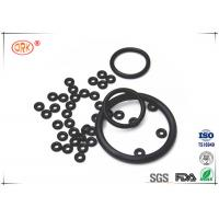 China ORK Black IndustrIAL NBR O Ring Seal 0.794MM - 66.04CM Inside Diameter wholesale