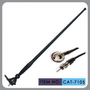 China Noir AM/antenne en caoutchouc voiture de Fm longueur de câble de 50 pouces avec l'installation du couvercle à visser M5 wholesale