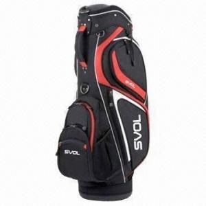China Golf Bag, Made of PVC wholesale
