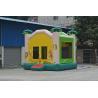 China campo de jogos inflável do castelo da caixa do castelo para as crianças que saltam com corrediça wholesale