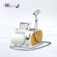 China Portable ND Yag Hair Removal 1064nm / 532nm Single Pulse Mode For Skin Care wholesale