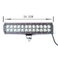 China 72W Offroad heavy duty Led Light Bar IP67 waterproof led driving light wholesale