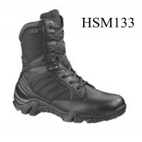 China American popular delta force quick response waterproof 8 inch military boots wholesale