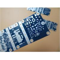 Buy cheap Impedance Control Hybrid PCB RO4350b and Fr4 with Immersion Silver Custom PCB from wholesalers