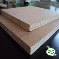 China two time press plywood for furniture grade wholesale