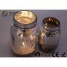 China La bouteille de vin a mené le verre extérieur de lumières de pot de maçon de lumières/matière plastique wholesale