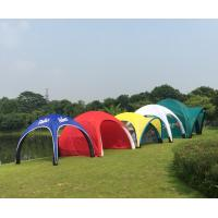 China Attractive Inflatable Advertising Tent Easy Assemble Fire Retardant Light Weight wholesale