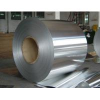 China Color Coated Flat Aluminum Sheets , Aluminium Plate Thickness In Coil on sale