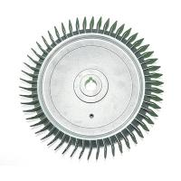 China A380 Pump Propeller Precision Die Casting Aluminum Alloys AISI / BS / DIN on sale