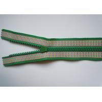 China Garment accessory decorative metal separating zippers for hand bags wholesale