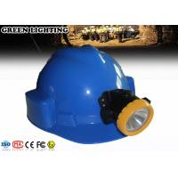 China GLT-2 171g Weight IP67 Rechargeable LED Headlamp With 3.7V 2.2Ah Li-ion Battery wholesale